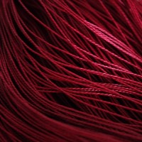 Bordo Cotton Cord, 1 mm, 5 m